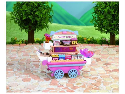 Игровой набор SYLVANIAN FAMILIES Тележка со сладостями 2812