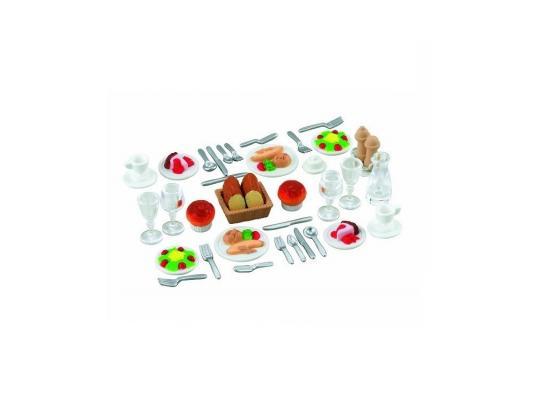 Игровой набор Sylvanian Families Ужин 49 предметов 2818