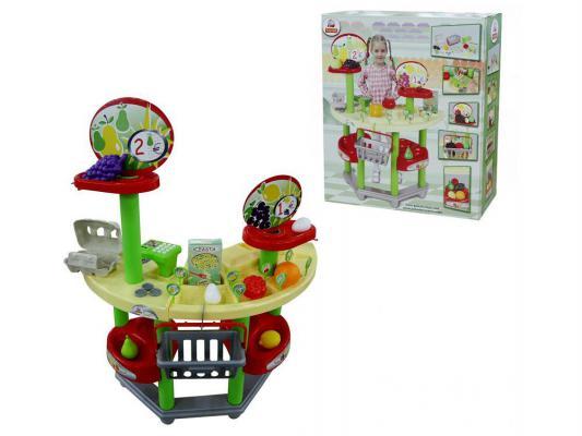 Игровой набор Полесье Supermarket №1 42965 полесье игровой набор гараж 1 премиум с автомобилями