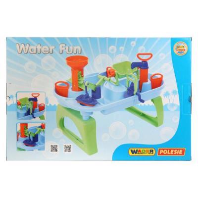 Интерактивная игрушка Полесье Водный мир №4 от 3 лет 40909 полесье игрушка лейка малая 3