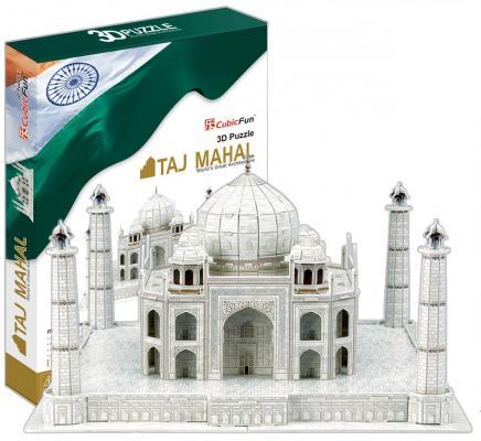 Пазл 3D CubicFun Тадж Махал (Индия) 87 элементов MC081H