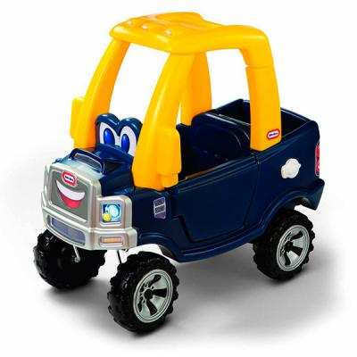 Каталка-машинка Little Tikes 620744 синий от 1 года пластик