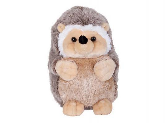 Мягкая игрушка ежик Gulliver Ежик плюш коричневый бежевый 50 см 21-909323