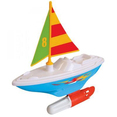 Игрушка для купания для ванны KIDDIELAND Лодка 47910 черная плитка для ванной купить