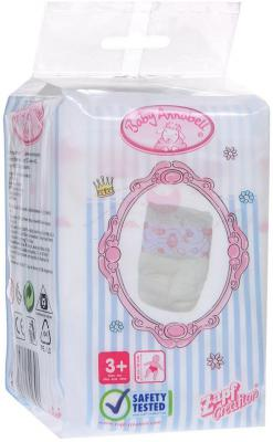 Памперсы Zapf Creation Baby Annabel (5 штук) 92308 памперсы 3 цена