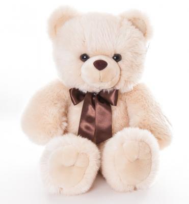 Мягкая игрушка медведь Aurora Медведь плюш бежевый 60 см
