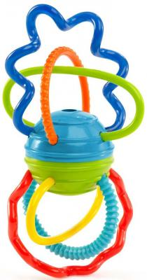 Развивающая игрушка Oball Разноцветная гантелька 81508