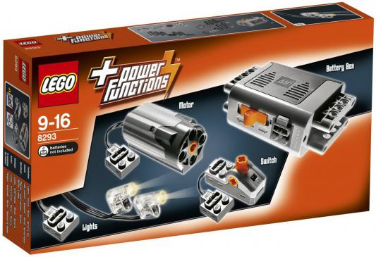 Конструктор Lego Technic Мотор Power Functions 10 элементов 8293