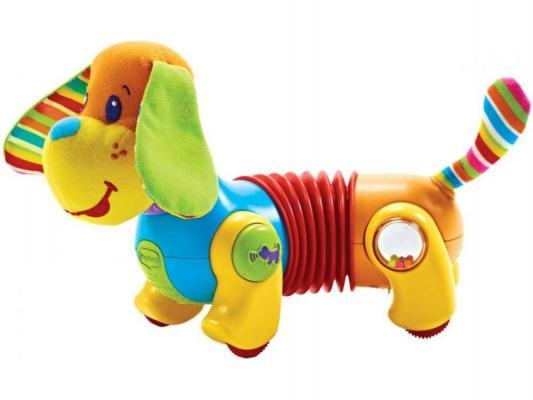 Интерактивная игрушка Tiny Love Cобачка Фрэд Догони меня до 1 года разноцветный Т851\N