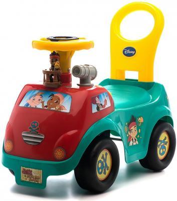 Каталка-машинка Kiddieland Джек и пираты разноцветный от 1 года пластик