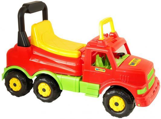 Каталка-машинка R-Toys Буран-1 Wader красный от 1 года пластик