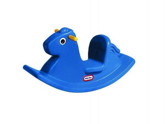 Качалка Little Tikes Лошадка синий от 2 лет пластик 167200072