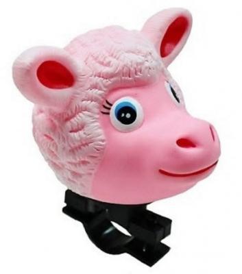 цена на Клаксон RichToys Овца розовый CB-3030