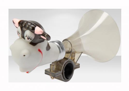 Клаксон RichToys Корова разноцветный CS-1057