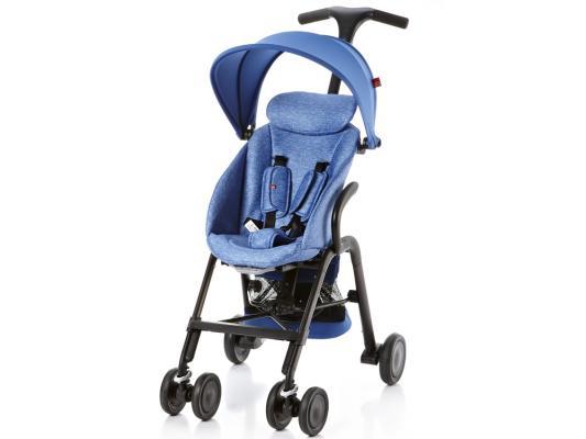 Фото - Коляска прогулочная GB T-Bar (printed blue) коляска прогулочная everflo safari grey e 230 luxe