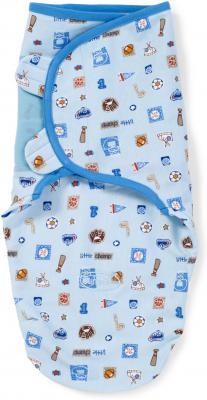 Конверт для пеленания на липучке размер S/M Summer Infant Swaddleme (маленький чемпион)