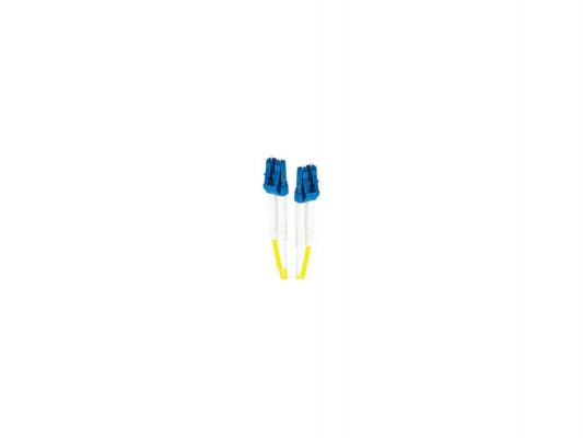 Патч-корд Brand-Rex LC-LC волоконно-оптический шнур одномодовый Duplex 5м HOPLC008050LC203