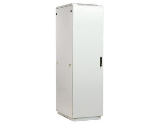 Шкаф напольный 42U ЦМО ШТК-М-42.6.6-3ААА 600x600mm дверь металл