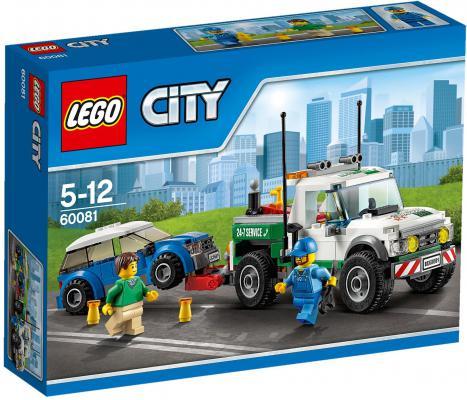 Конструктор Lego City Буксировщик автомобилей 209 элементов 60081