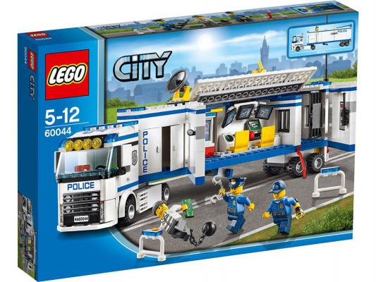 Конструктор Lego City Выездной отряд полиции 375 элементов 60044