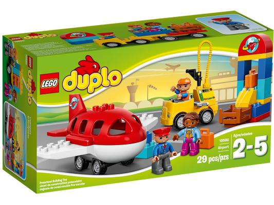 Конструктор Lego Аэропорт 29 элементов 10590