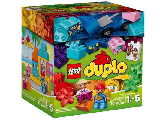 Конструктор Lego Весёлые каникулы 70 элементов 10618