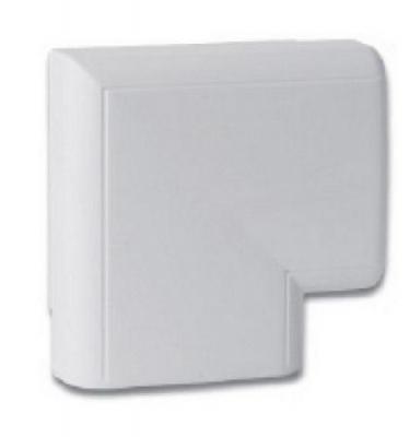Угол DKC 09503 плоский 90х50мм белый