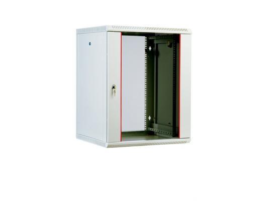 Картинка для Шкаф настенный 15U ЦМО ШРН-М-15.650 600x650 дверь стекло