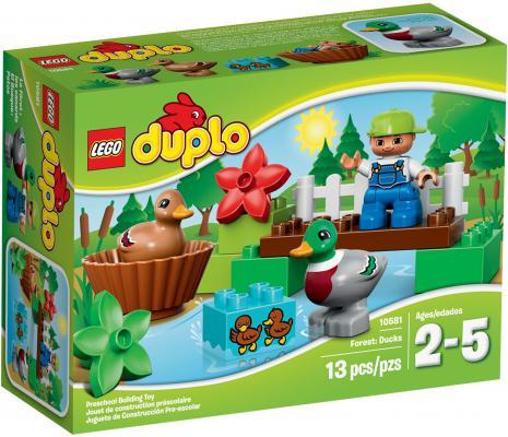 Конструктор Lego Duplo Уточки в лесу 13 элементов 10581