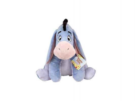 Мягкая игрушка осел Disney Ушастик текстиль голубой 80 см 1100057