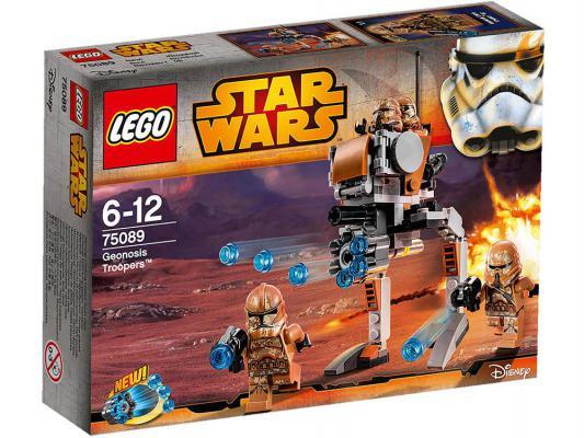 Конструктор Lego Star Wars Пехотинцы планеты Джеонозис 105 элементов 75089