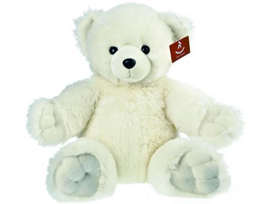 Мягкая игрушка медведь AURORA Обними меня искусственный мех белый 72 см aurora игрушка мягкая медведь обними меня коричневый 72 см