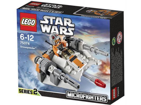 Конструктор Lego Star Wars Снеговой спидер 97 элементов 75074