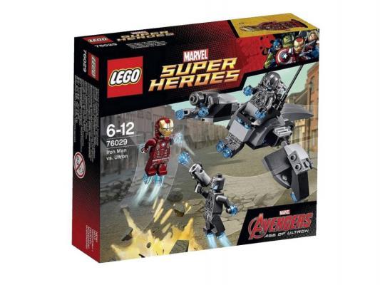 Конструктор Lego Super Heroes: Железный человек против Альтрона 90 элементов 76029
