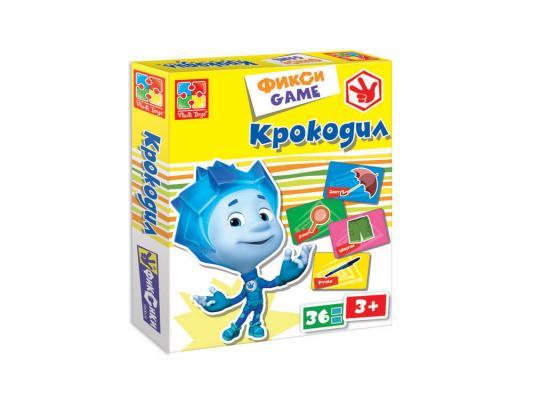 Настольная игра Vladi toys для вечеринки Крокодил VT2107-04