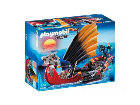Конструктор Playmobil Азиатский дракон: Корабль Дракона 42 элемента 5481pm