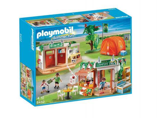 Конструктор Playmobil Каникулы Большой кемпинг 262 элемента 5432