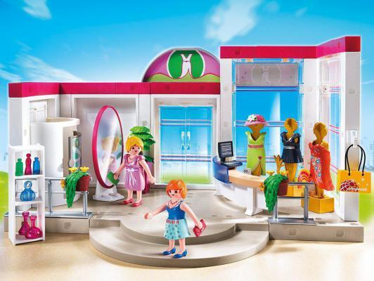 Конструктор Playmobil Бутик с одеждой и гардеробной 5486pm
