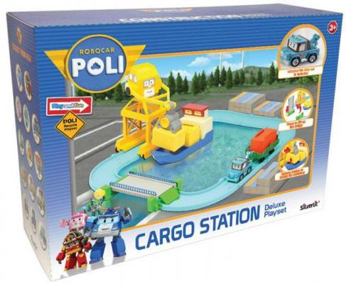 Игровой набор Poli Порт с разводным мостом от 3 лет 83083