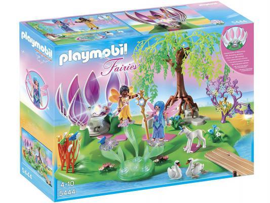 Конструктор Playmobil Остров фей с волшебным жемчужным фонтаном 133 элемента 5444pm