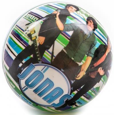 Мяч Unice Джонас Бразерс 15 см UN 1125 в ассортименте