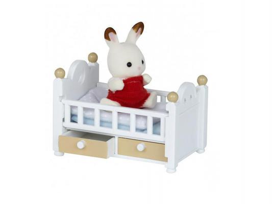Игровой набор Sylvanian Families Малыш и детская кроватка от 3 лет 2205