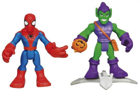 Игровой набор Hasbro Spider-man от 3 лет 37929 игровой набор hasbro iron man летающие фигурки от 6 лет а1735