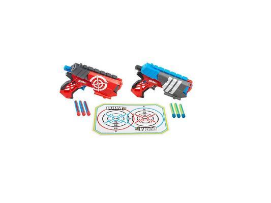 Набор бластеров Mattel BOOMco Двойная защита разноцветный для мальчика BGY63