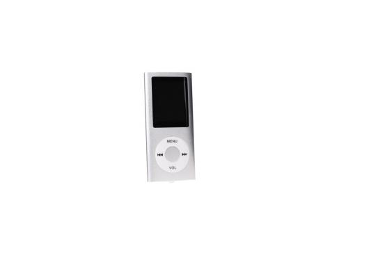 Плеер Perfeo VI-M011 серебряный цены