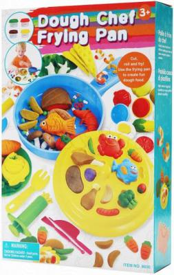Набор для лепки Playgo Сковорода шеф-повара от 3 лет