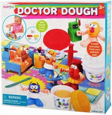 Набор для лепки Playgo Доктор от 3 лет