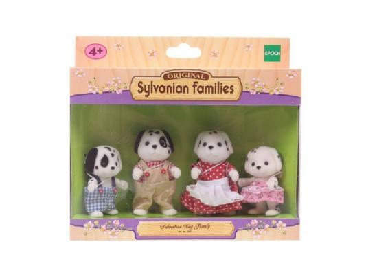 Игровой набор Sylvanian Families Семья Далматинов 4 предмета 3101