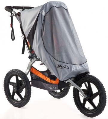 Накидка от солнца для колясок BOB Sport Utility Stroller/Ironman bob дождевик для колясок bob