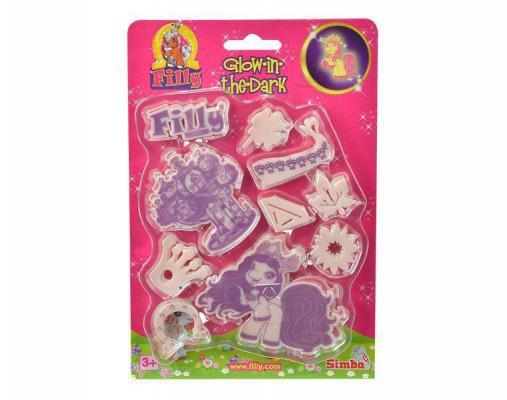 Набор Simba Наклейки-светящиеся Filly 58102 от 123.ru